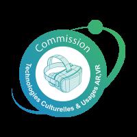 logo-commission-Technologies-Culturelles-et-Usages-AR-VR-Melee